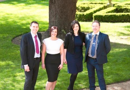 Senior Management Team - Swanstaff Recruitment 300DPI